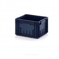 Пластиковые контейнеры усиленные KLT