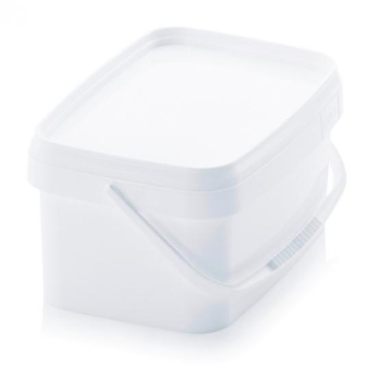 Ведро пластиковое 3,20 л