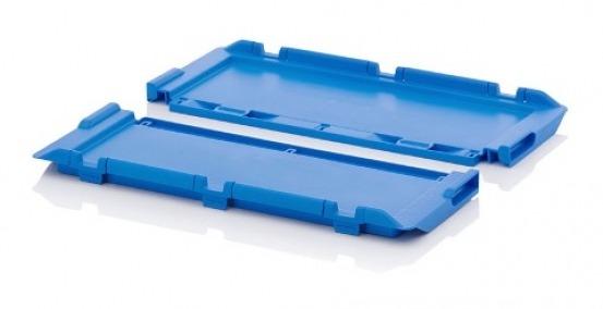 Пластиковая крышка для ящика 600*400 мм.
