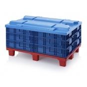 Крышка для фиксации и транспортировки ящиков